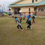 【からだ遊び教室】長崎県南島原市 特定非営利活動法人 コミュニティスポーツクラブ TEAMひまわり