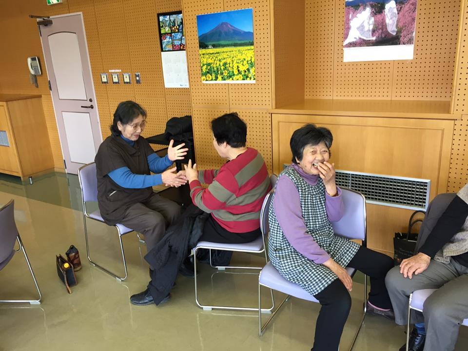高齢者定期講座「原城大学」 2017年3月15日
